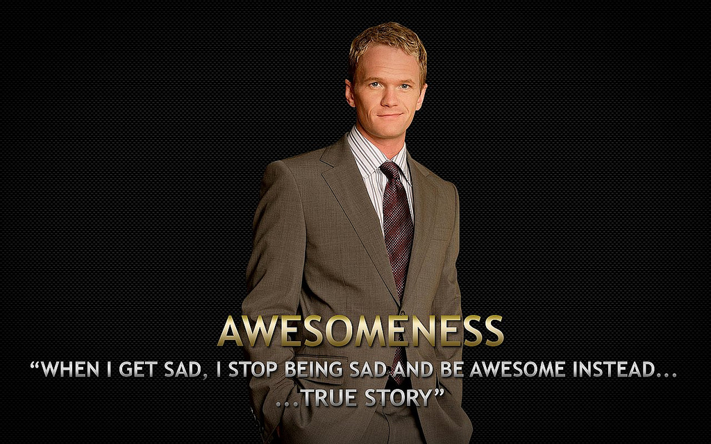 neil patrick harris awesome quote