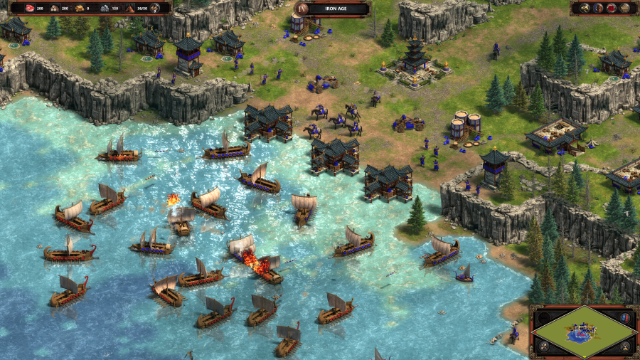 Age of Empires  Definitive Edition        Is it a 3D or a 2D game     Our art team took the question as a compliment  as the game is in fact 2D   just like the original Age of Empires  Let s take a closer look