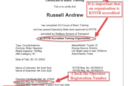 forklift train the trainer certification » Free Professional Resume ...