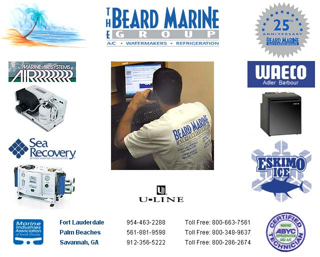 Repair Cruisair Air Marine Conditioning
