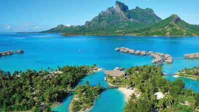Bora Bora Vacation Resort | 5-Star | Four Seasons Resort ...