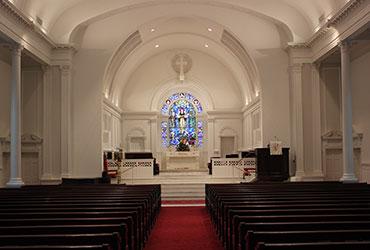 Our Facilities First Presbyterian Church Of Lynchburg Va