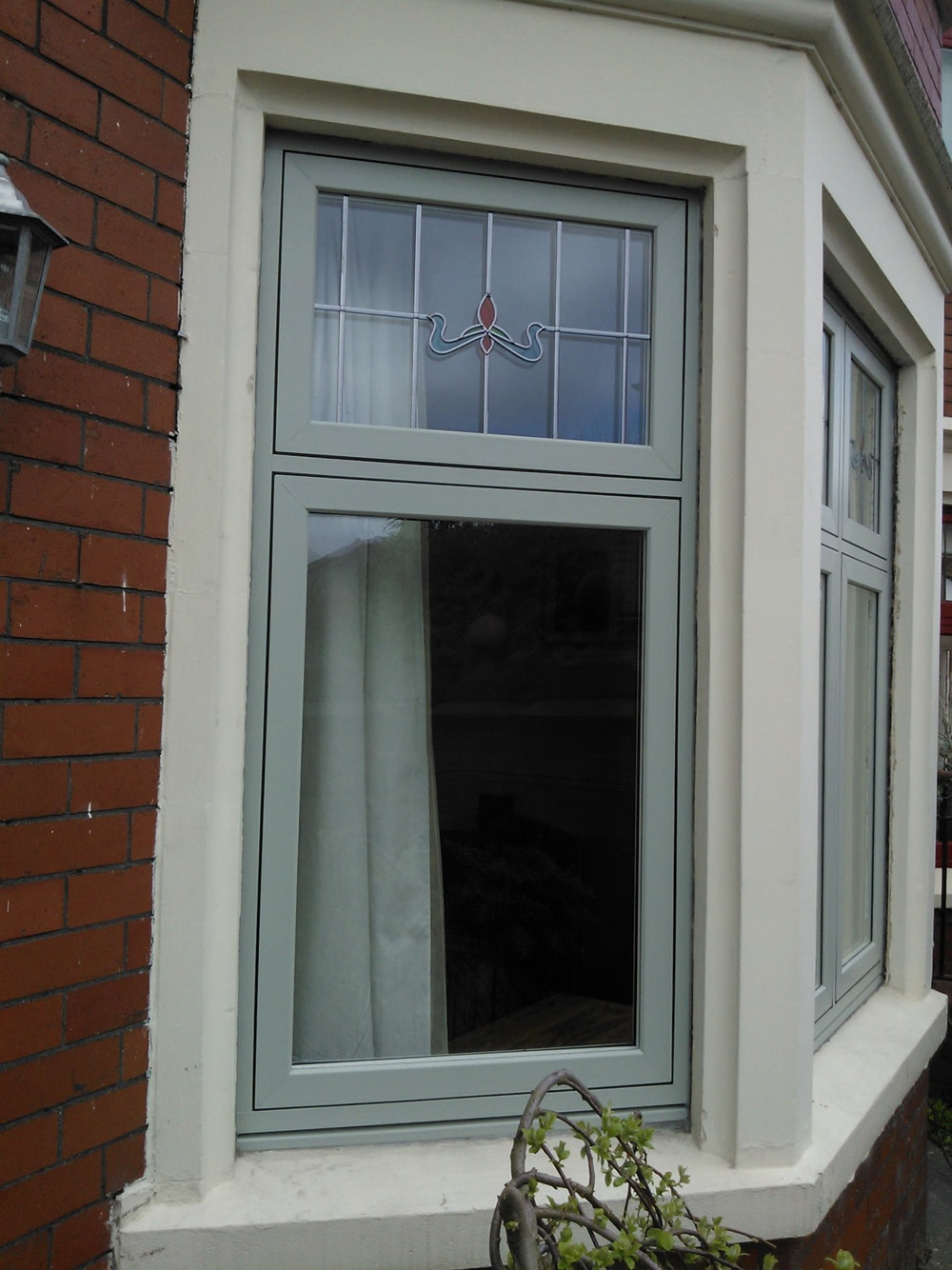 Coloured Upvc Windows Amp Doors In Solihull Amp Birmingham