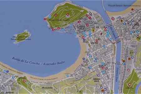 plan vieille ville san sebastian » Full HD MAPS Locations - Another ...