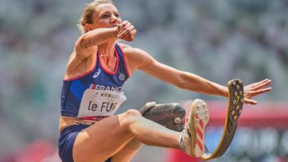 On the best way to Paris 2024. A Paralympic return