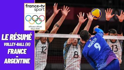 VIDEO.  2021 Olympics – Volleyball: Relive the highlights of France's triumph in opposition to Argentina within the semifinal