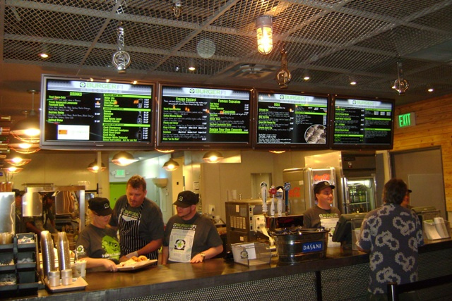 Top Fast Food Restaurants