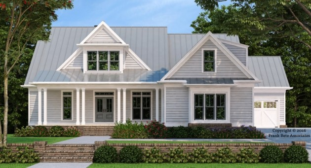 southern living house plans   Frank Betz Associates ANSONBOROUGH Southern Living House Plans