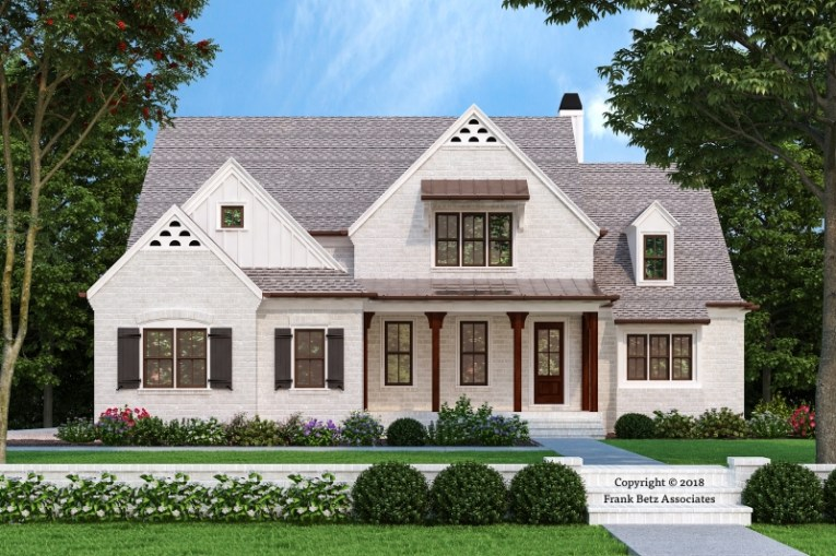Country House Plans   Frank Betz Associates Chelsea Walk  View Plan Favorites Compare  BLUFFTON WAY Country House Plans