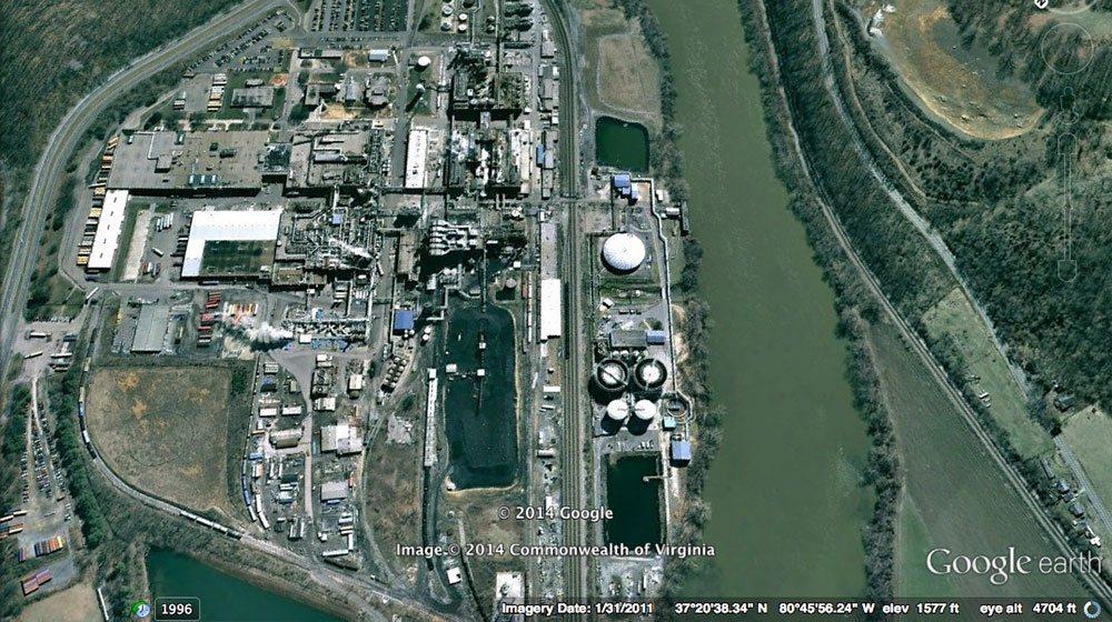 Celanese Power Plant