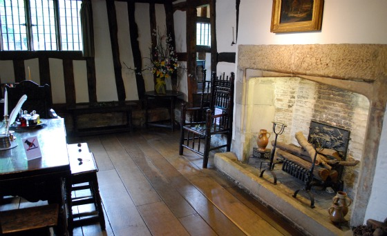 Hall's Croft, Stratford upon Avon - Shakespeares daughters ...