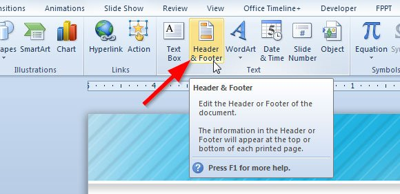 Footers Include And Can Headers