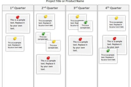 Excel Project Timeline Template Free Free Roadmap Timeline Template - Free roadmap timeline template