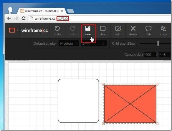 Wireframe cc  The Super Simple Way to Create Wireframes Online This URL can be used to get back to your drawing anytime later on or to  share your wireframe with someone else  e g  for online collaboration