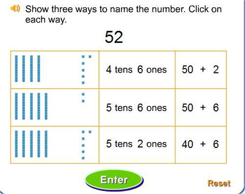 Standard Form Word Form To 2nd Grade Math Worksheets