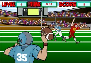 Online Decimal Games for 4th and 5th Grade Kids Football Math Decimal Game