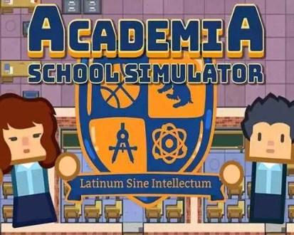 Academia School Simulator Free Download   FreeGamesDL Academia School Simulator Free Download