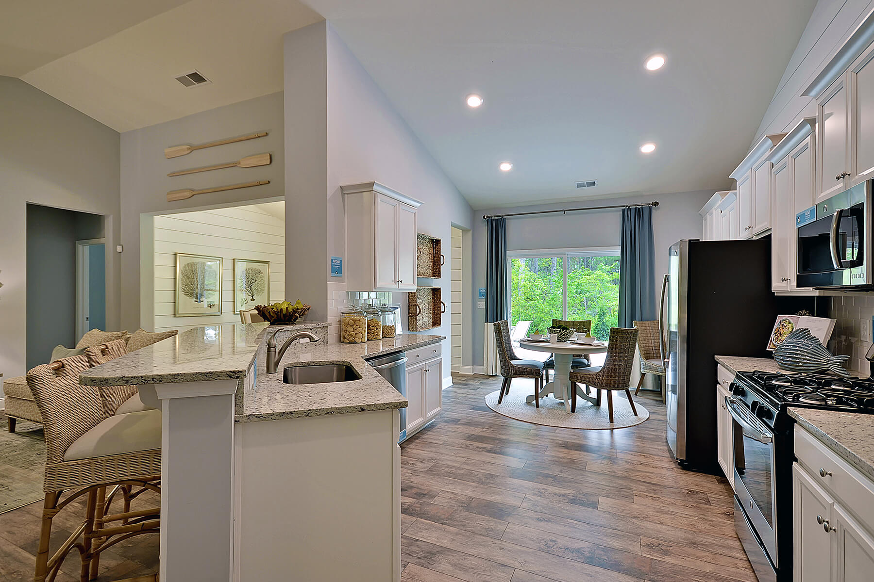 Best Kitchen Gallery: Lennar Introduces The Crepe Myrtle Model At Shearwater Freehold of Lennar Model Homes on rachelxblog.com