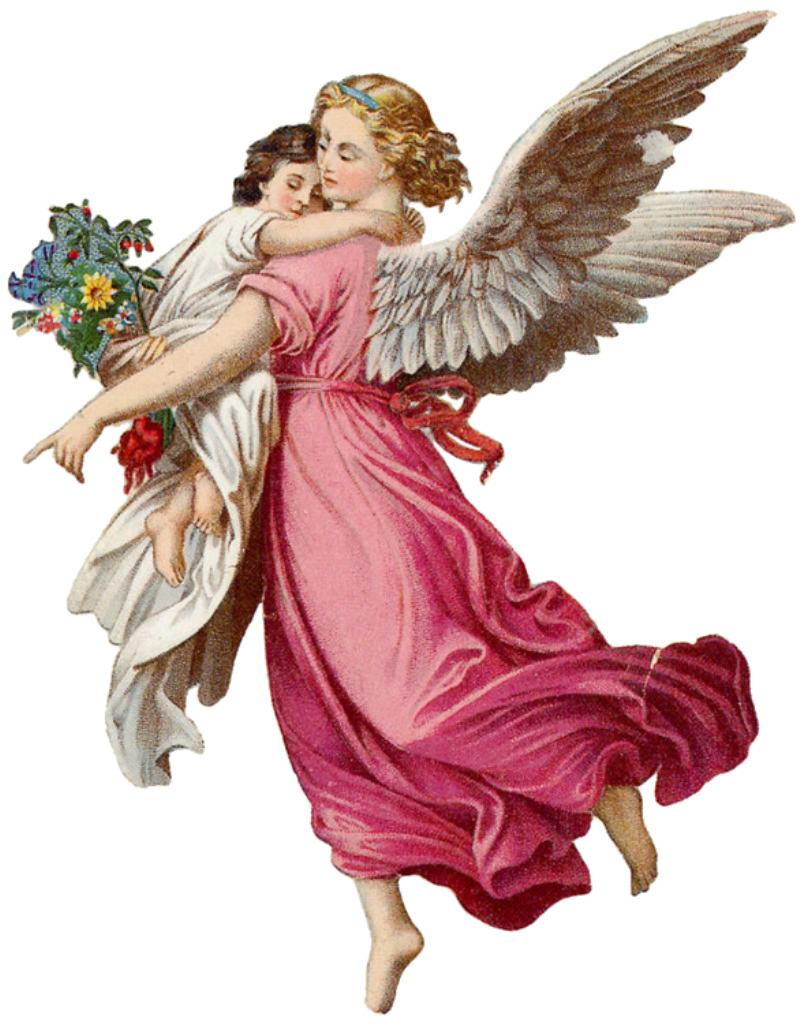 Angel Transparent PNG Pictures - Free Icons and PNG ...