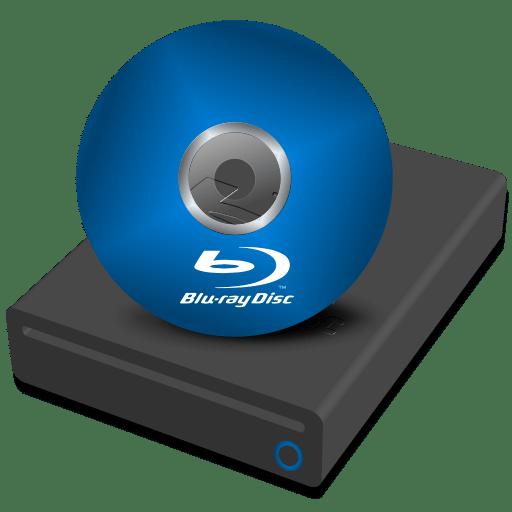 Blu Ray Logo Transparent Red