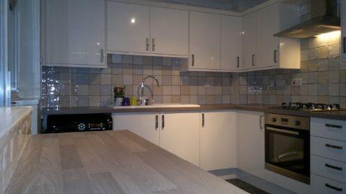 Gloss Kitchen Wall Tiles