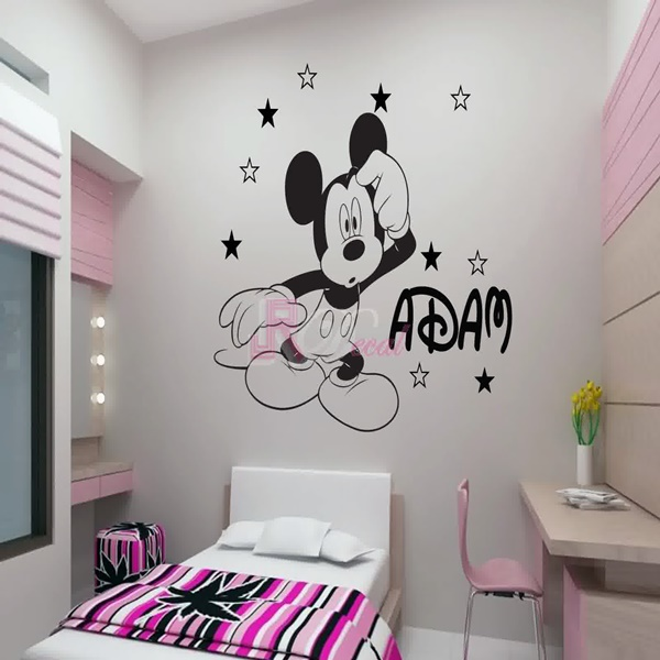 Simple Wall Design Ideas