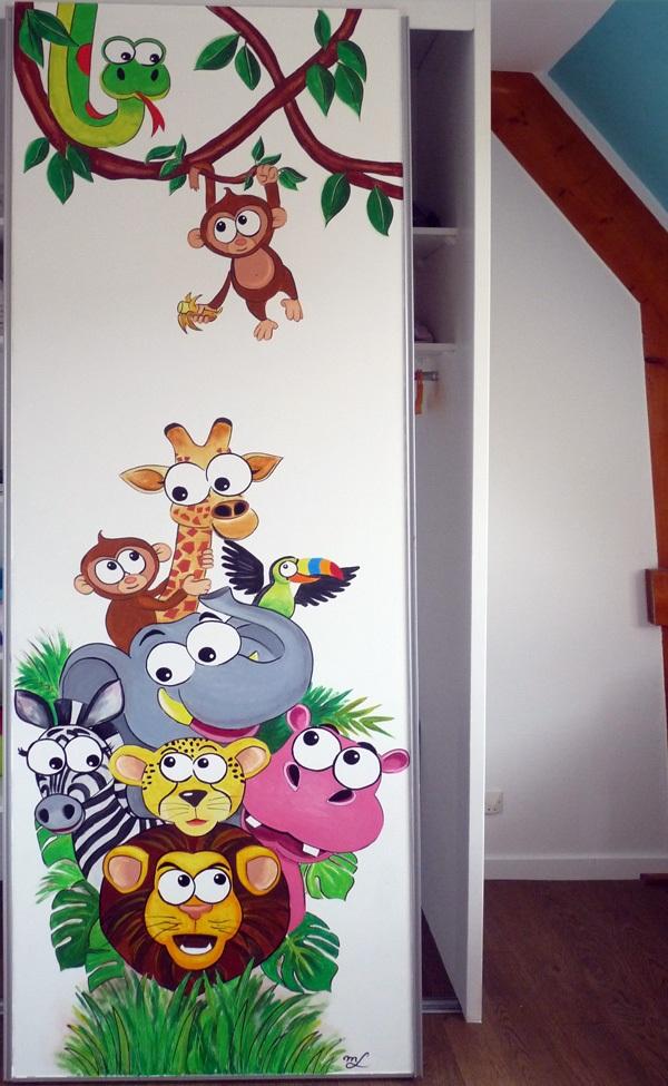 Jungle Wall Decoration