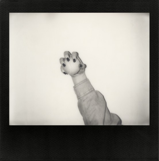 Impossible Instant Black And White Film With Black Frames