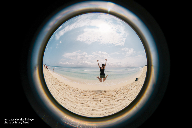 Lensbaby Circular Fisheye 5 8mm F 3 5 Nikon Lens