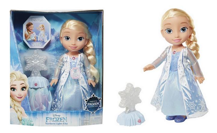 Frozen Northern Lights Elsa Walmart
