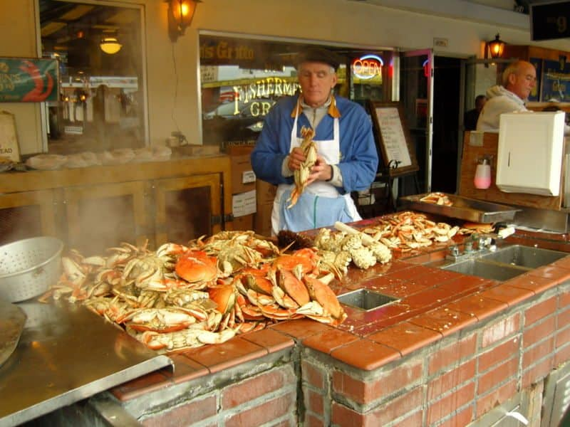 Best Seafood San Francisco Ca