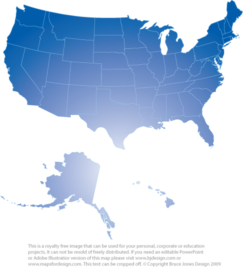 usa map for powerpoint   Kleo beachfix co usa map for powerpoint