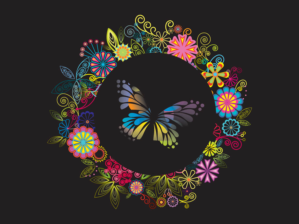 Shutterstock Flowers Graphics