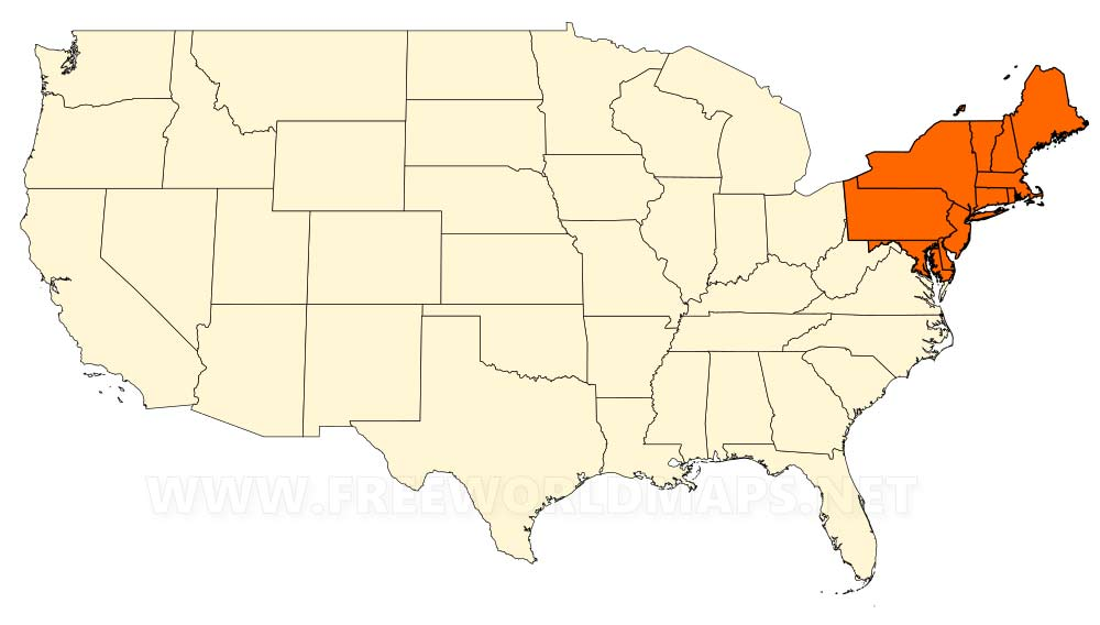 Northeastern United States