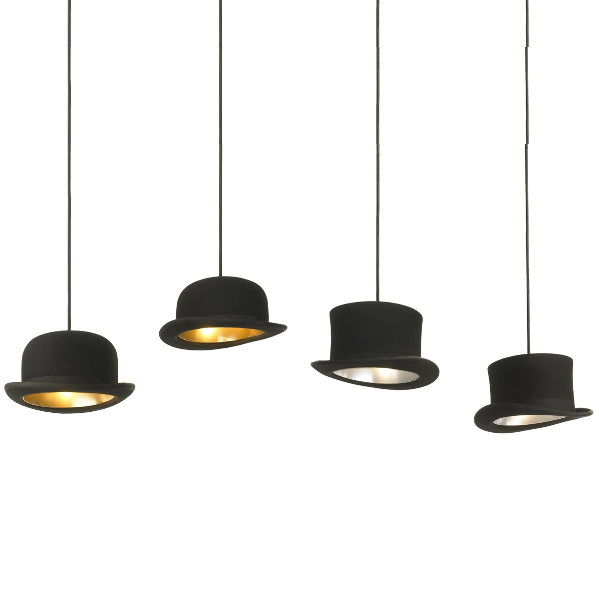 Jeeves And Wooster Pendant Lights