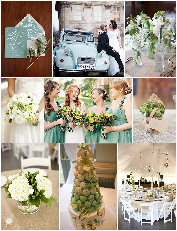 French Country Decor Wedding