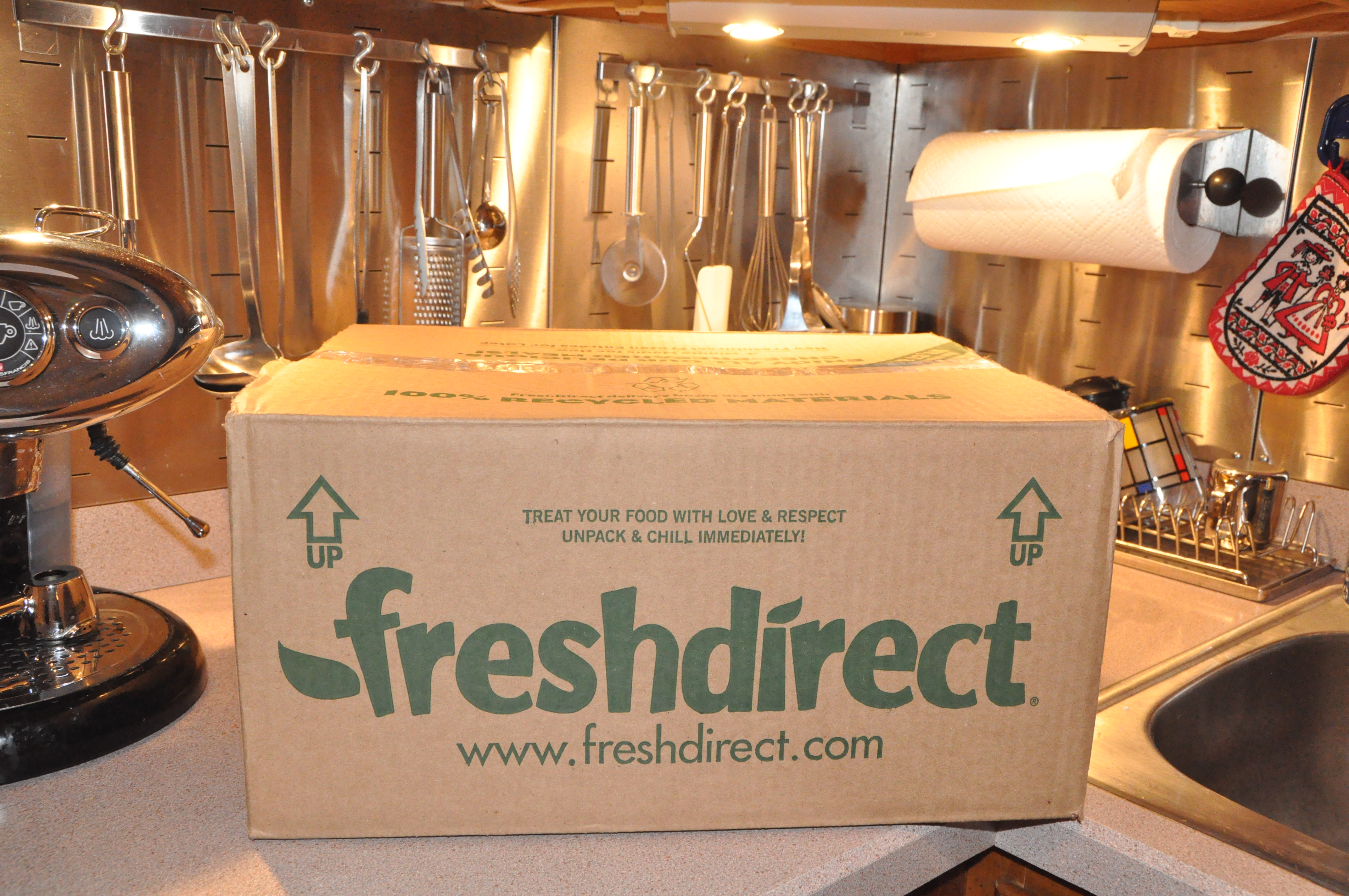 Fresh Direct Customer Service Telephone Number