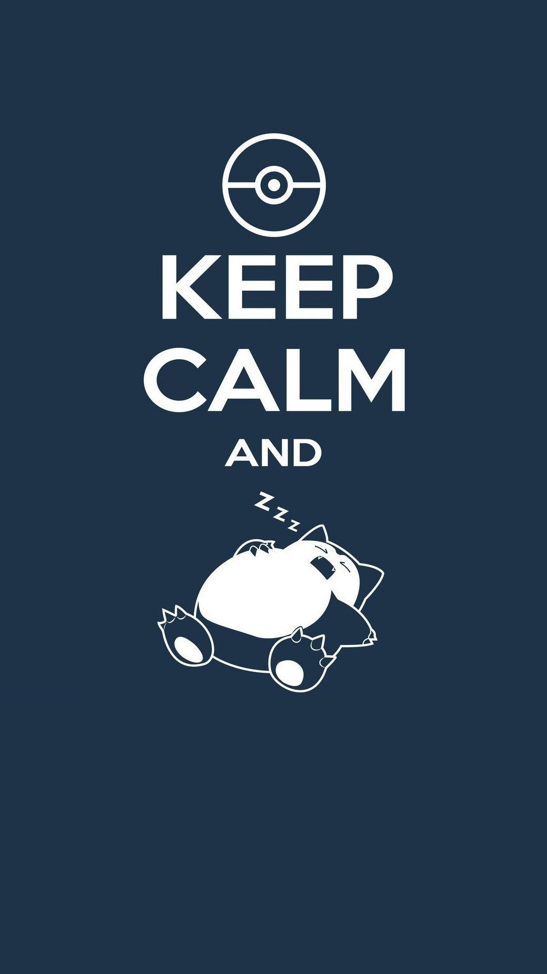 Dont Keep Calm Monster