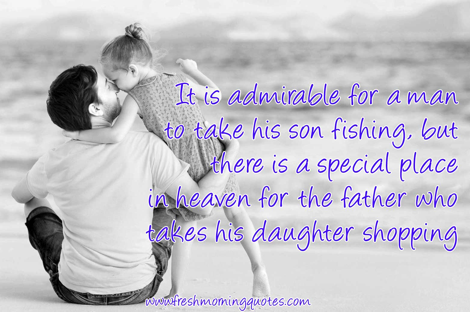 50 Sweetest Father Daughter Quotes with Images   Freshmorningquotes 50 Sweetest Father Daughter Quotes with Images