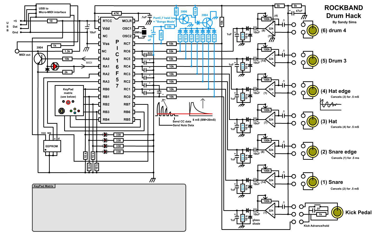 Fantastic Bose 901 Wiring Diagram Image - Everything You Need to ...