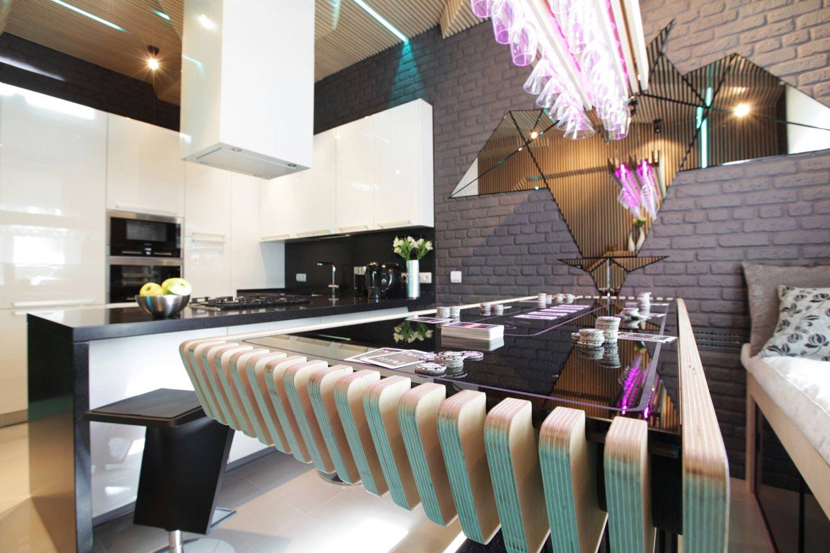 Modern Kitchen Design Lebanon