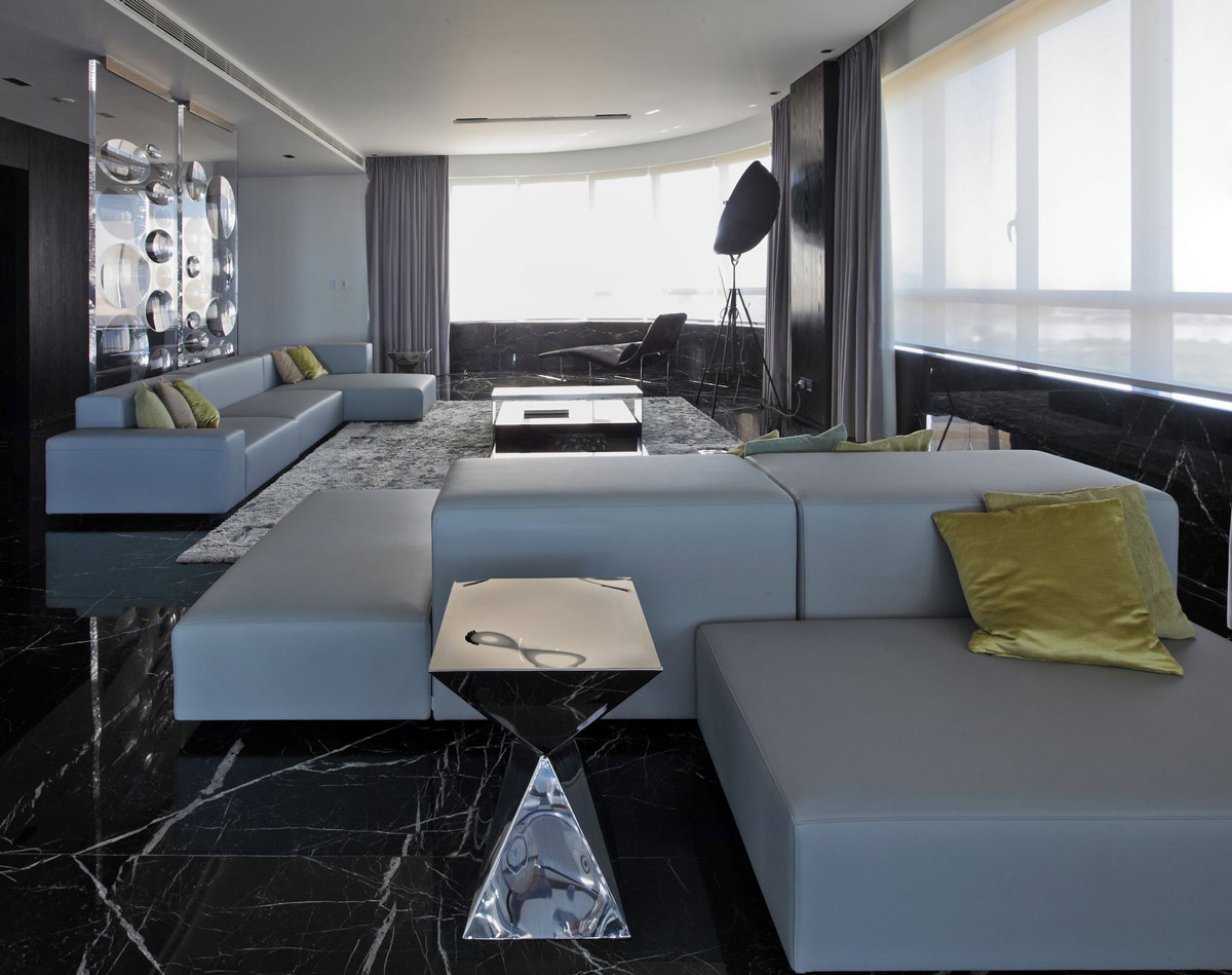 Modern Apartment In Buenos Aires Argentina By Vestudio