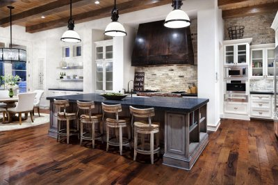Contemporary Kitchen with Character - Flagstaff Design Center