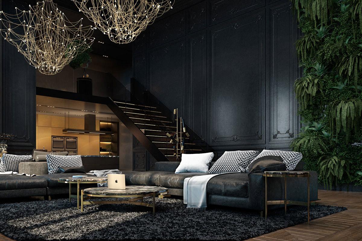 Sophisticated Apartment In Paris