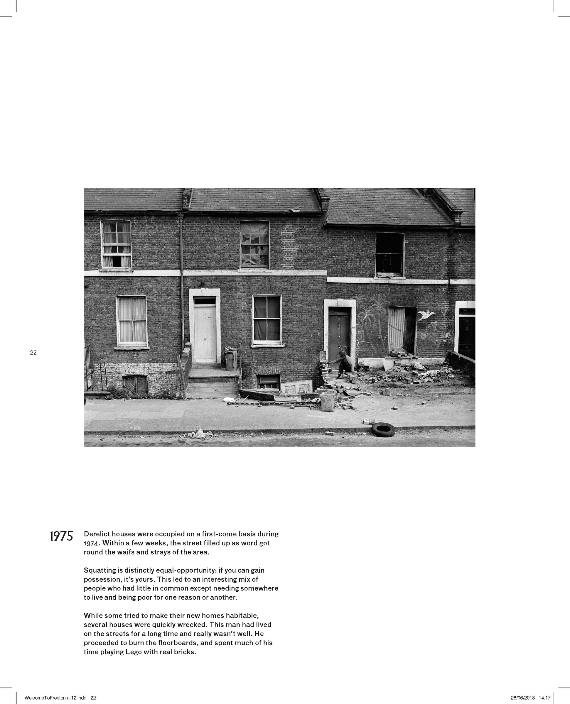 Sample page    Welcome To Frestonia  by Tony Sleep   Frestonian Gallery  p Sample page  p