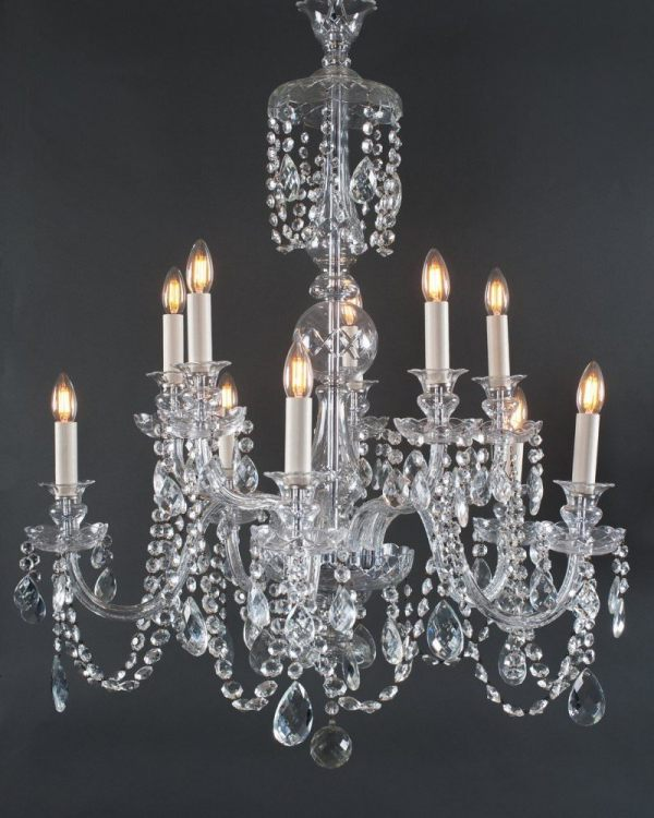 crystal chandelier pictures # 23