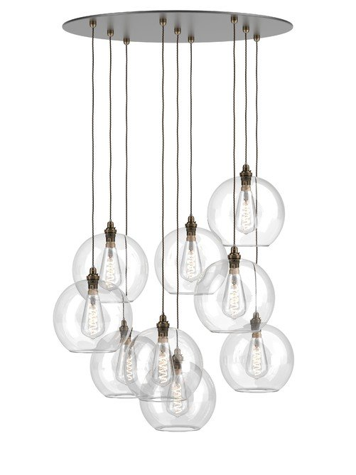industrial cluster pendant lighting # 11