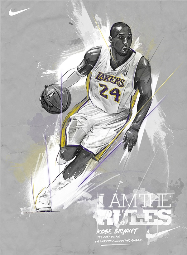 Kobe Bryant Nike Shoes