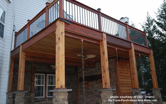 Back Porch Ideas Mobile Homes