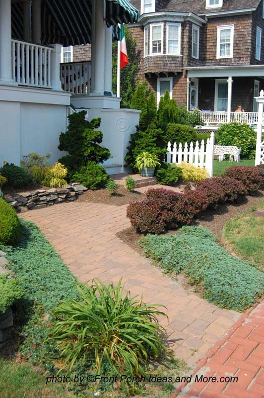 Easy Landscaping Ideas Landscape Design Ideas Porch